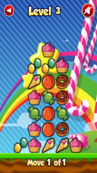 糖果消除游戏截图