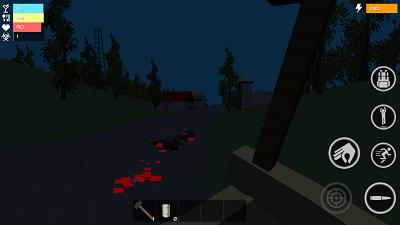 僵尸生存大战汉化版游戏截图