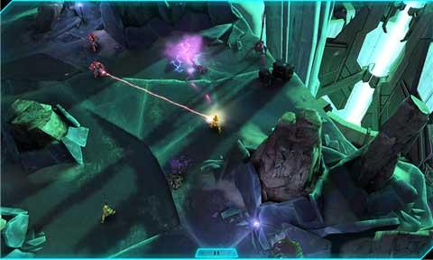 Halo: SA Lite WP8 1.0.0.0 HALO: SA游戏截图