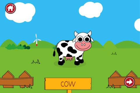 认识农场动物