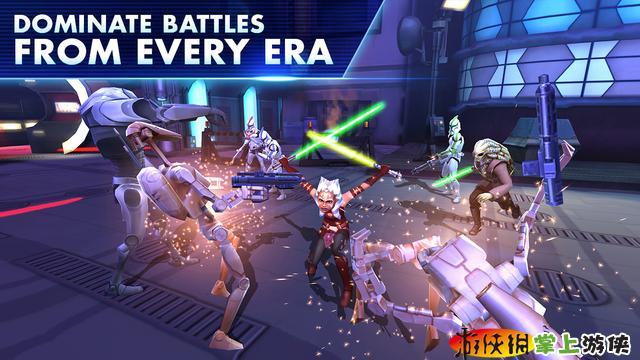 星球大战:银河英雄游戏截图