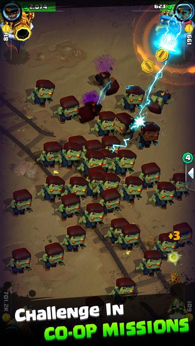 僵尸猎人游戏截图