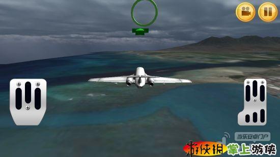 陆军飞机飞行3d游戏截图