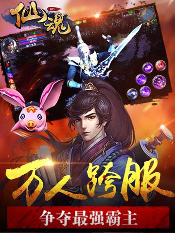 仙魂HD游戏截图