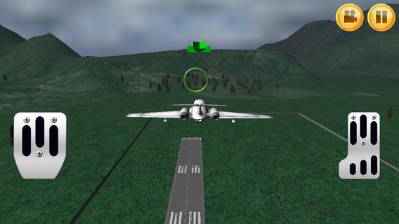 飞机飞行模拟器3diphone(ipad