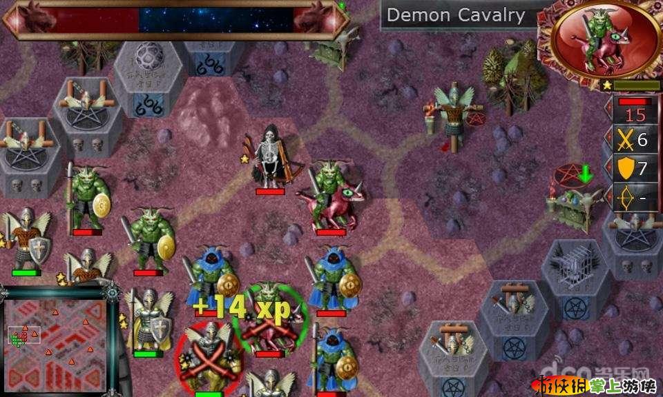 地狱博智时代游戏截图