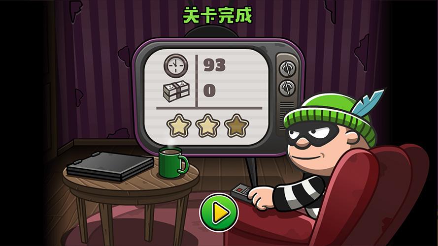 神偷鲍勃4汉化版游戏截图