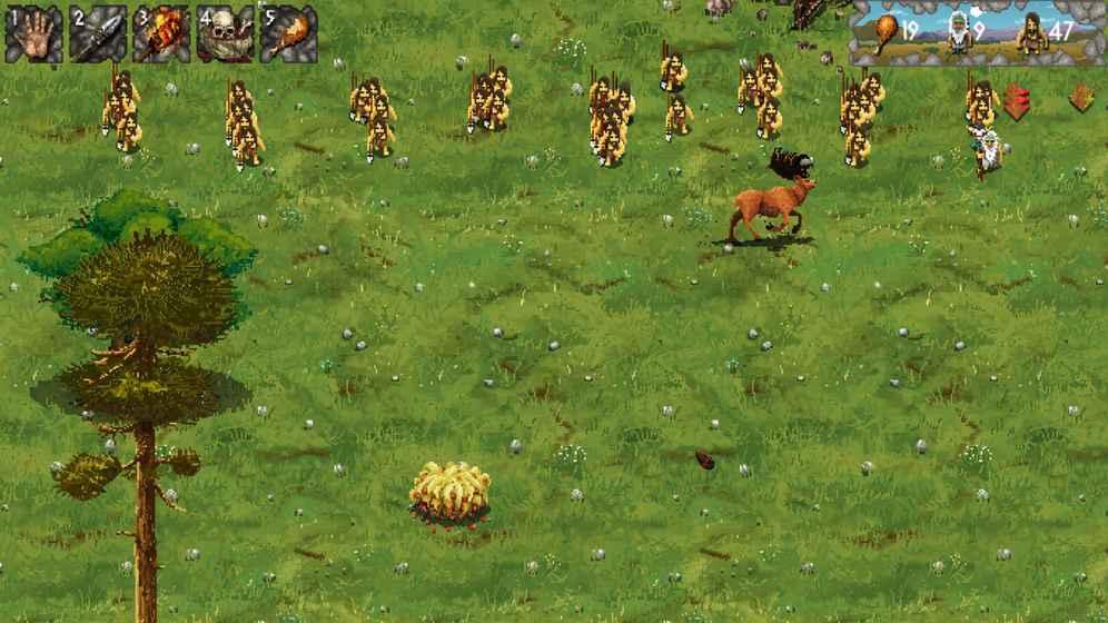 部族传承游戏截图