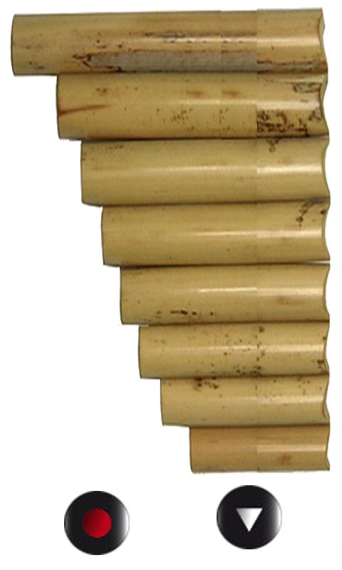 排笛十五管谱子