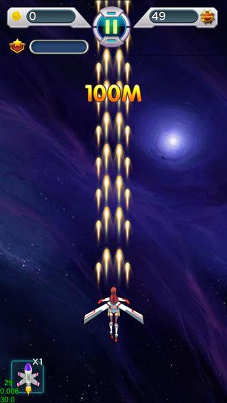 女神飞机大战游戏截图