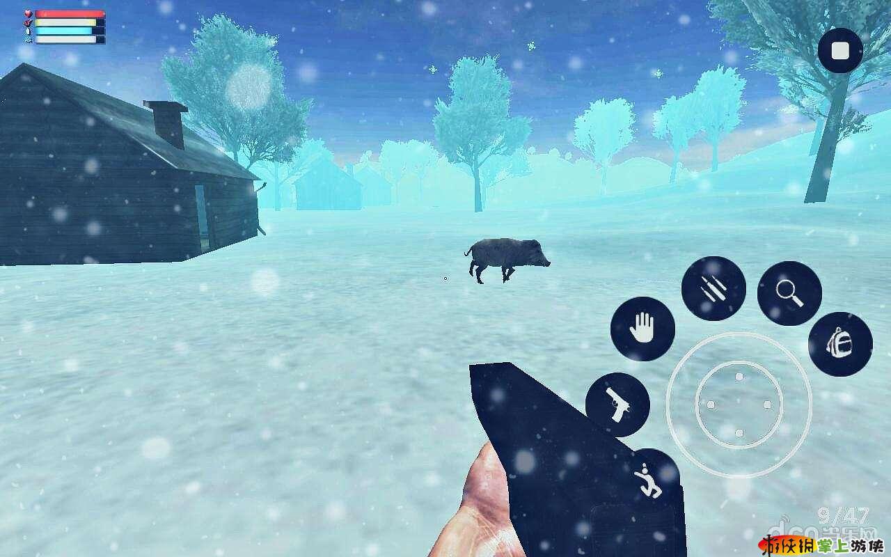 迷失西伯利亚游戏截图