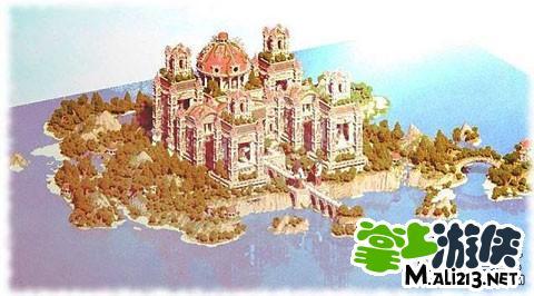 我的世界ios城堡存档