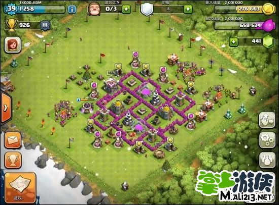 COC攻略战争六本大全玩法最全COC六本花篮编攻略游戏的部落图片