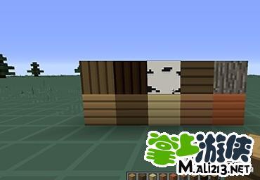 我的世界木质建筑技巧 游戏中怎么建造房屋