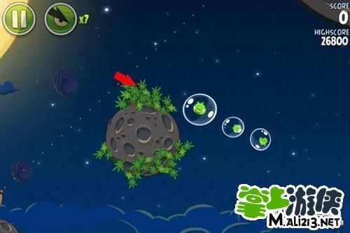 a小鸟的小鸟太空版攻略:金蛋攻略与通关攻略二完美夜影位置图片