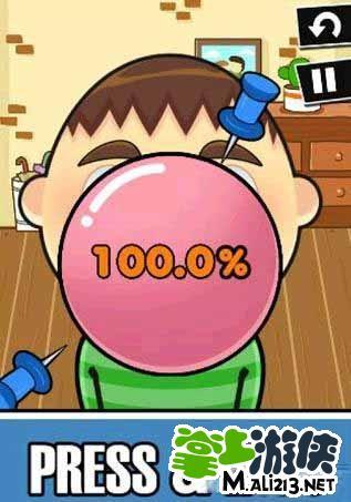 《史上最牛的游戏2》图文攻略第36关【史上最大的气球