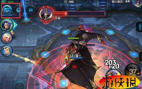 《王者荣耀》冒险模式自动战斗方法解读