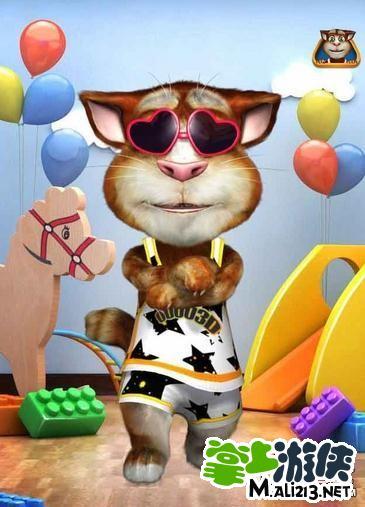 会说话的汤姆猫厨房系列攻略