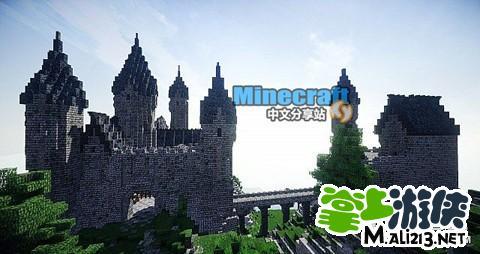minecraft欧式建筑包分享