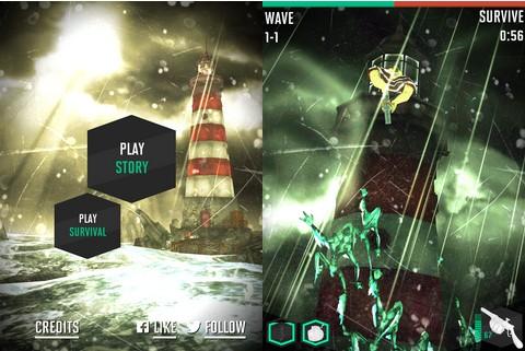 海上塔防游戏《修格斯出击》请保护好信号塔