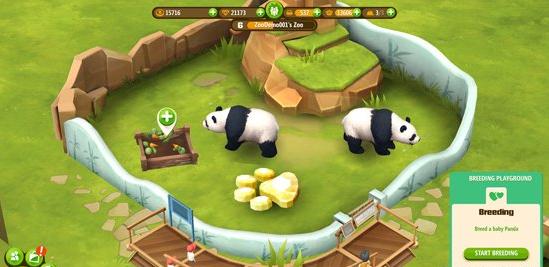 《动物园大亨之小伙伴》将登陆移动平台