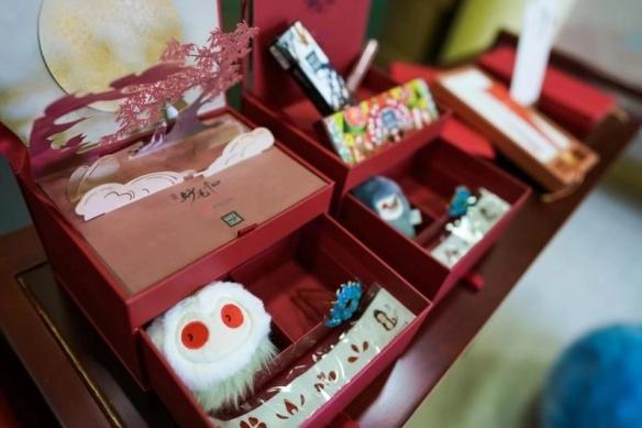 《绘真妙笔千山》推出女魃彩妆礼盒