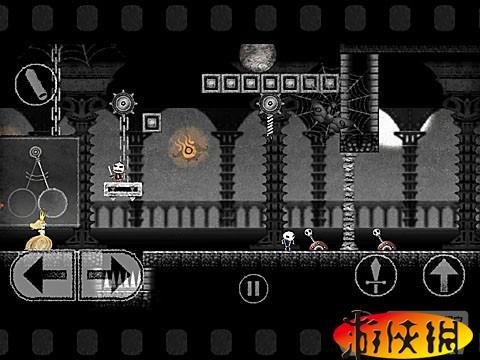 魔王城堡脱出 《骷髅王子救公主》评测