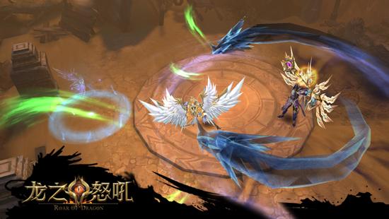 最强龙神即将来袭 探秘《龙之怒吼》最新版本
