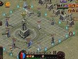 传奇为题材《散人传奇》游戏截图