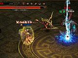ARPG网页游戏新力作《迷失传说》游戏截图