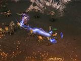 黑暗幻想风《圣剑神域3D》游戏截图