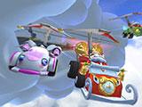 3D休闲竞速游戏《开心赛车2》游戏截图