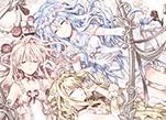 美丽的花朵娃娃《Alice Closet》游戏原画赏析