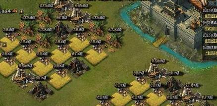 攻城掠地《热血三国2》资源采集大比拼