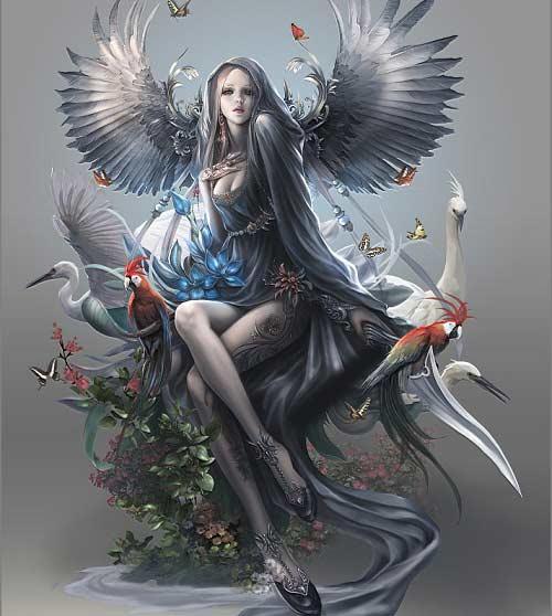 《天魔神谭》 北欧神话 三界群起