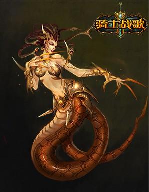 头发 游戏 美杜莎/出自希腊神话,貌美但是头发全为蛇。任何人注视她的双目都会...