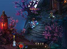 《剑雨江湖》游戏截图欣赏
