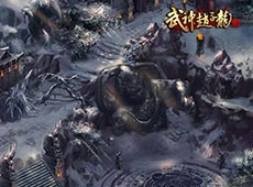 《武神赵子龙》游戏原画欣赏
