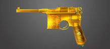 毛瑟-黄金