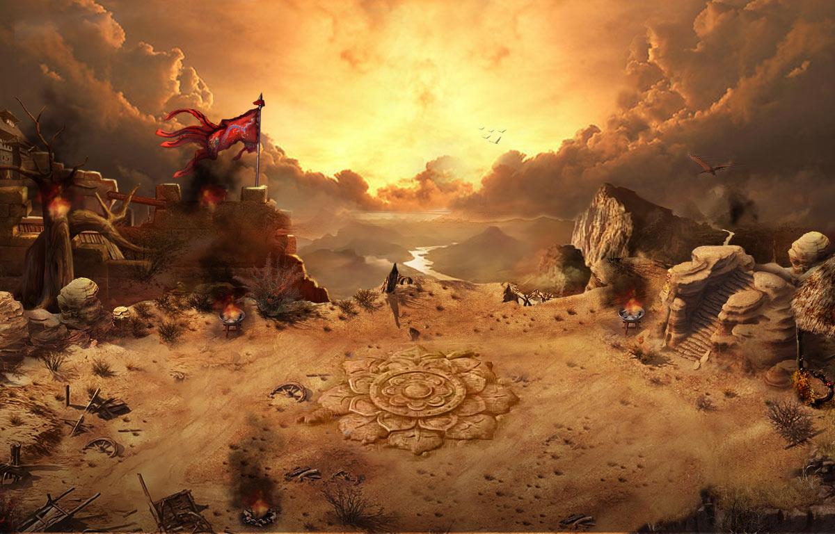 游戏场景_游戏场景壁纸3图片信息