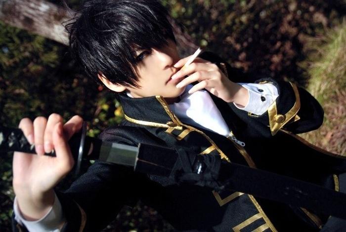 一些超帅气的cosplay图 男孩子也可以这么有爱 高清图片
