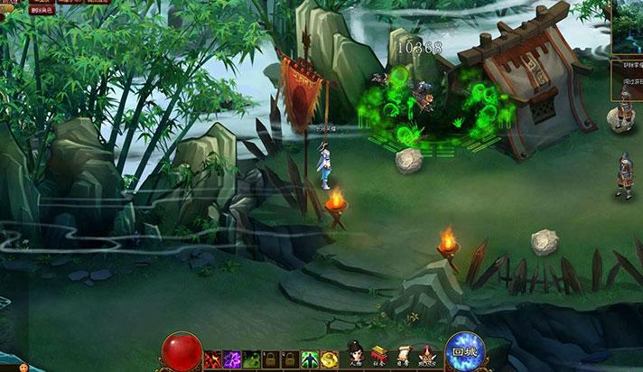 盛世三国2 游戏截图欣赏高清图片