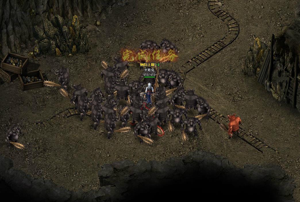 铁血皇城游戏图片欣赏