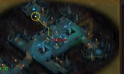 轩辕魔宫6637《赤月传说》最险地图曝光