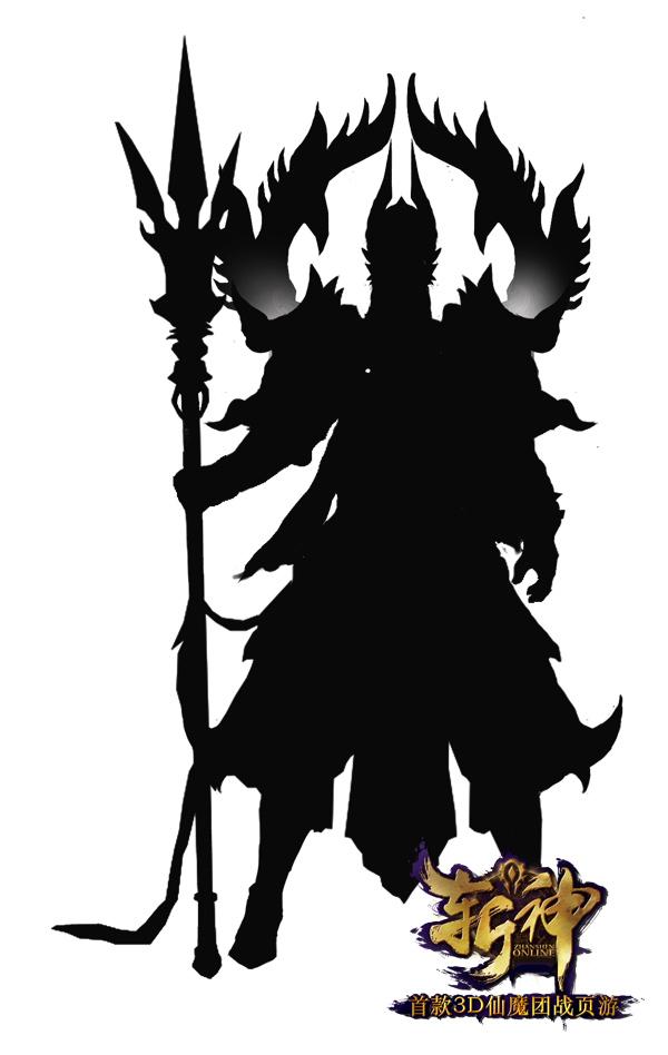 【神秘神将】   神将之于4399斩神,正如神奇宝贝之于宠物小精灵。4399斩神取材于东方玄幻,而即将推出的两名最顶尖的一档神将,就是来自于东方神话的神话人物。虽然具体是谁暂时还未能透露,但其中一位神将的剪影还是流传了出来,你能猜到吗?