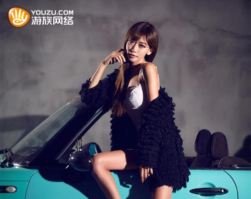 陈潇/游族网络Showgirl陈潇