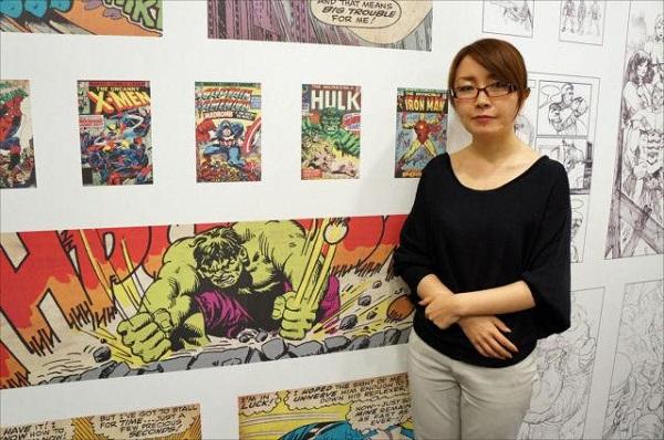 漫威X主笔病号加盟《鬼武者魂》狂野美漫风_战警漫画图片