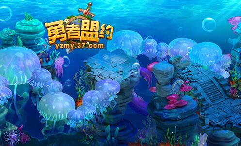 壁纸 海底 海底世界 海洋馆 水族馆 桌面 497_301