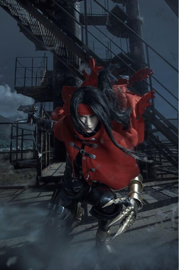 最终幻想7cc 文森特