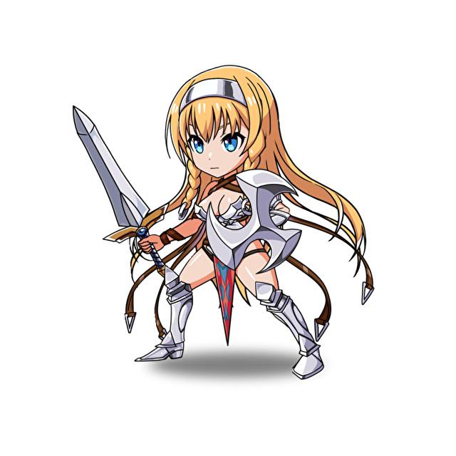 轮奸娜美成人游戏_《女王之刃WhiteTriangle》公开美斗士角色图_-游侠网页游戏